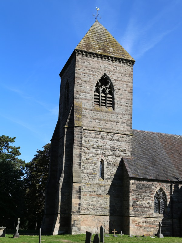 Foston and Scroption Parish Church