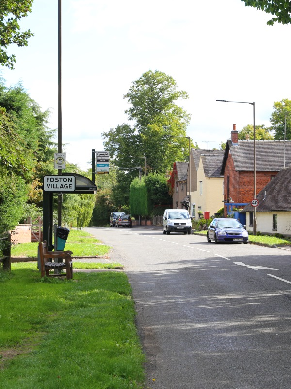 Foston Main Street