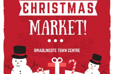 Swadlincote Christmas Market 2018